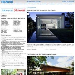Modern House Designs - Luxury Homes