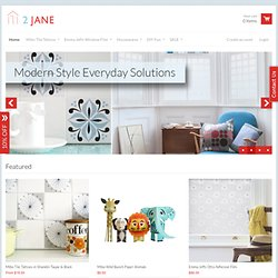 2Jane Co. - Home Page