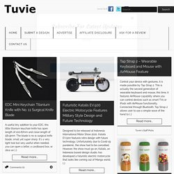 Tuvie – Industrial Design and Future Technology - Car Design | F