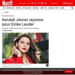 Modern Muse - Kendall Jenner rayonne pour Estée Lauder