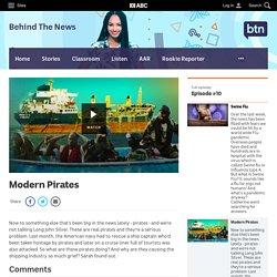 Modern Pirates - Classroom - BTN