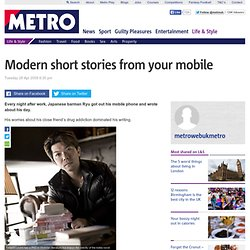 Modern short stories from your mobile