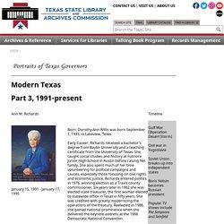 Modern Texas