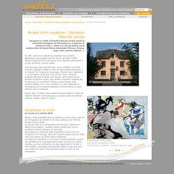 Musée d'Art moderne de Belfort - Donation Maurice Jardot - Territoire de Belfort (90) – Franche-Comté
