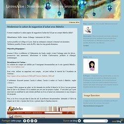 Moderniser le cahier de suggestion d'achat avec Babelio