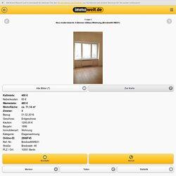 Neu modernisierte 3-Zimmer-Altbau-Wohnung (Bredow46 WE01)