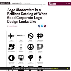 Logo Modernism is a brilliant catalog of corporate trademarks from 1940-1980 that testify to the enduring values of modernist design.