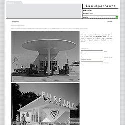 Modernist Petrol Stations. « Present