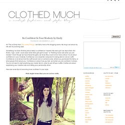 Modest Fashion Style Blog