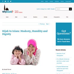 Facts about the Muslims & the Religion of Islam - Toll-free hotline 1-877-WHY-ISLAM
