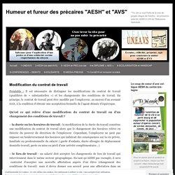 """Humeur et fureur des précaires """"AESH"""" et """"AVS"""""""