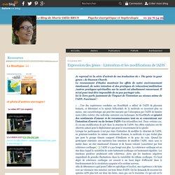 Expression des gènes : Lintention et les modifications de lADN - Psycho-énergétique et sophrologie