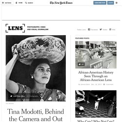 Tina Modotti, Behind the Camera and Out of Weston's Shadow - The New York Times