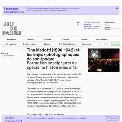 Tina Modotti (1896-1942) et les enjeux photographiques de son époque