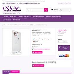 Tableau modulaire blanc 148x98cm - avlsfrance.com