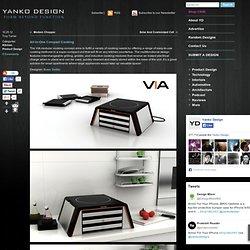 VIA - Modular Cooking Unit by Buse Üstün