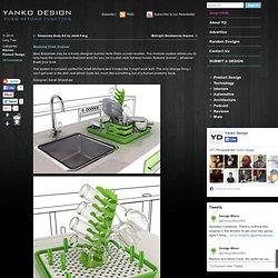 Modular Dish Drainer & Yanko Design