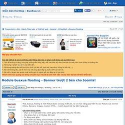 Xem chủ đề - Module buaxua floating - Banner trượt 2 bên cho Joomla!