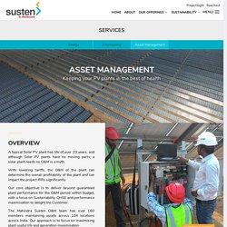 Solar Power Module – Mahindra Susten