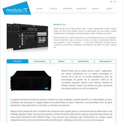 Modulo Player
