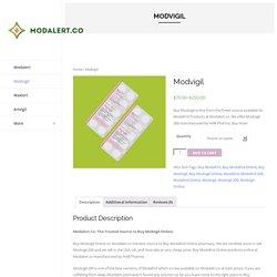 Cheap modvigil online