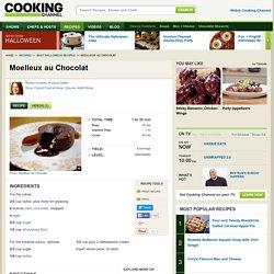 Moelleux au Chocolat Recipe : Laura Calder