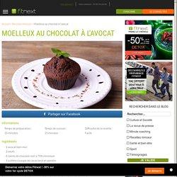 Moelleux au chocolat à l'avocat - Le Blog d'Erwann