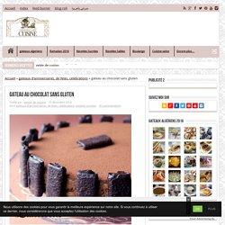 moelleux au chocolat sans gluten - amour de cuisine