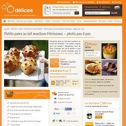 Petits pains au lait moelleux Hérissons - photo pas à pas
