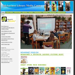 Moharimet Elementary School Library Media Center