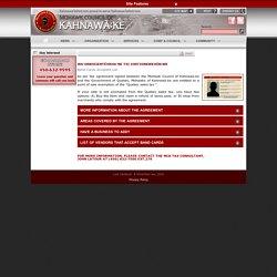 Mohawks of Kahnawá:ke