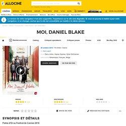Moi, Daniel Blake - film 2016