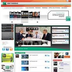 ECOTV – Etudes Economiques
