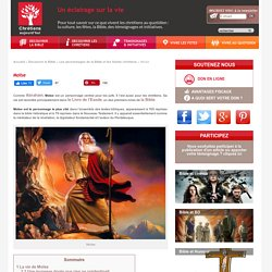 Moïse, le libérateur