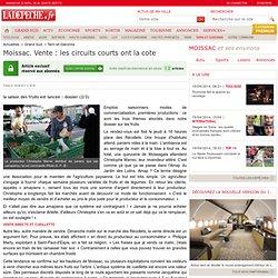 Moissac. Vente : les circuits courts ont la cote - Tarn-et-Garonne