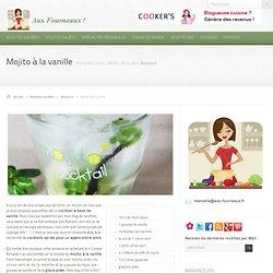 Mojito à la vanille