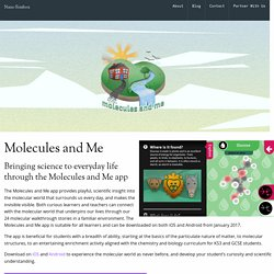 Molecules and Me – Nano Simbox