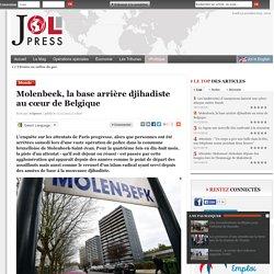 Molenbeek, la base arrière djihadiste au cœur de Belgique