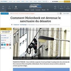 Comment Molenbeek est devenue le sanctuaire du désastre