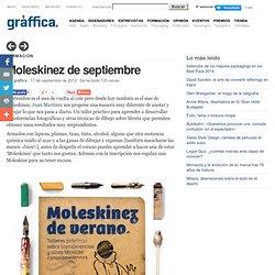 Moleskinez de septiembre