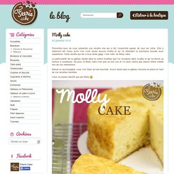 Molly cake - Féerie cakeFéerie cake