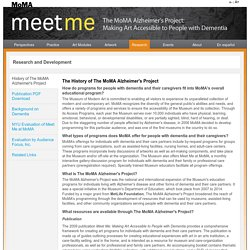 Meet Me Research and Development