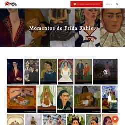 Momentos de Frida Kahlo. - 3 minutos de arte