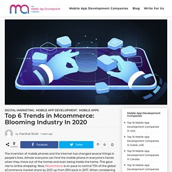 Top 6 Trends in Mommerce: Blooming Industry In 2020