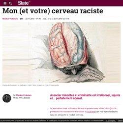 Mon (et votre) cerveau raciste