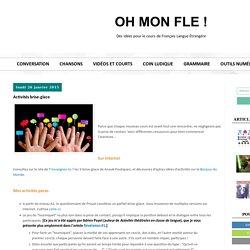 Oh mon Fle !: Activités brise-glace
