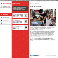Horizon PRO : Site officiel