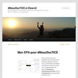 Mon EPA pour #MoocDocTICE