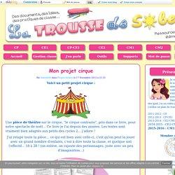 Mon projet cirque