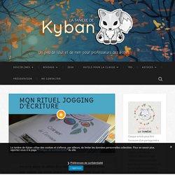 Mon rituel Jogging d'écriture - La tanière de Kyban